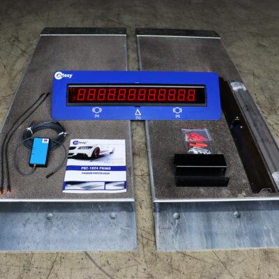 PBT 1024 PRIMO, gebrauchter Plattenprüfstand, Komplettset Plattenprüfstand, Bremsenprüfstand kaufen